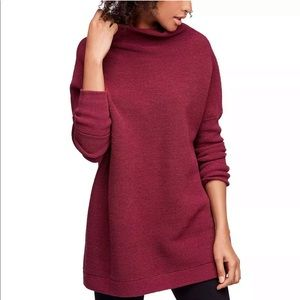 Free people ottoman sweater sz small